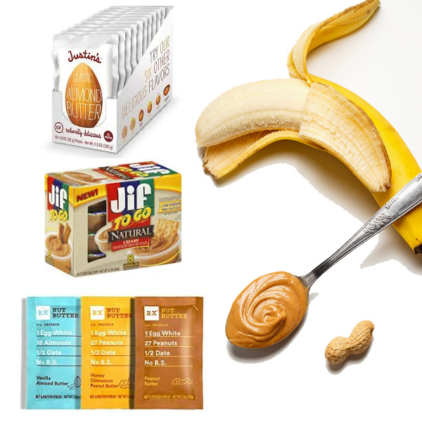 Nut Butter + Banana