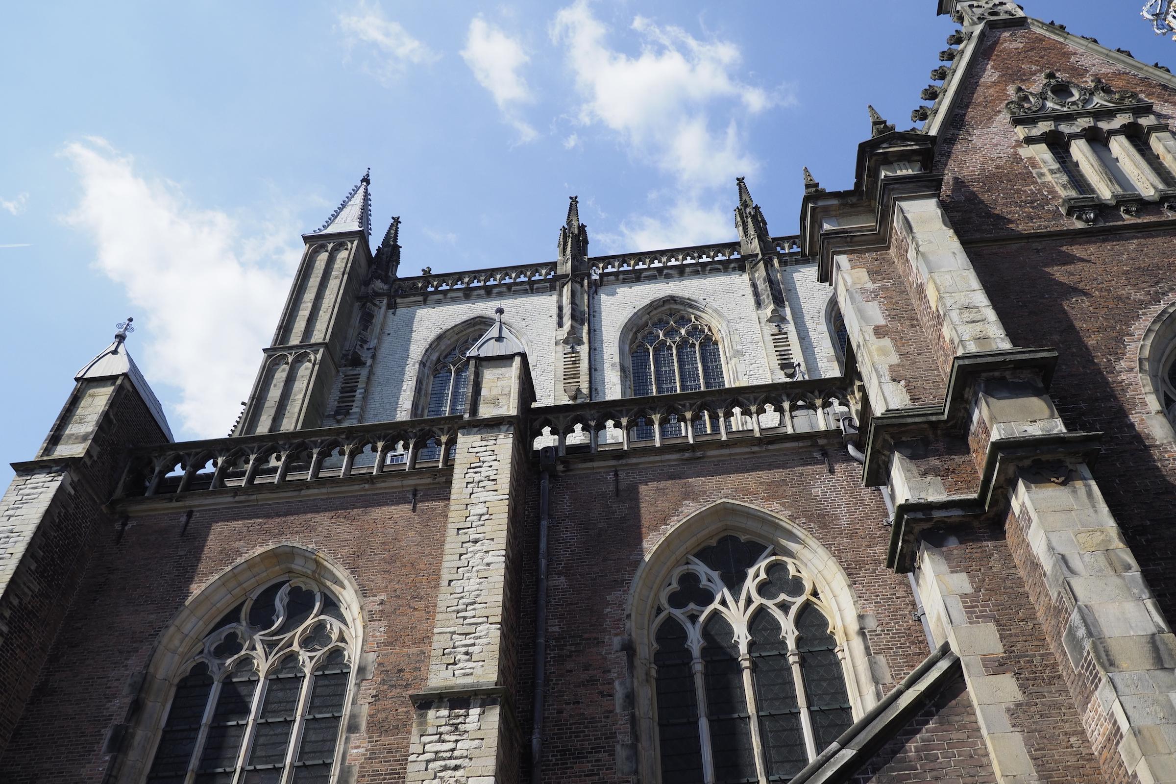Grote Kerk aka St. Bavokerk (Great Church aka Saint Bavo Church) Haarlem, The Netherlands, Photo credit: Richard Terborg