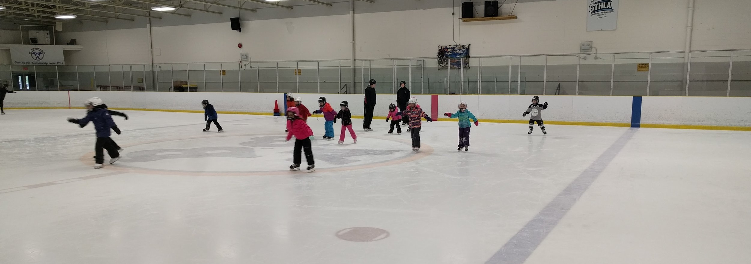 Learn-to-Skate -