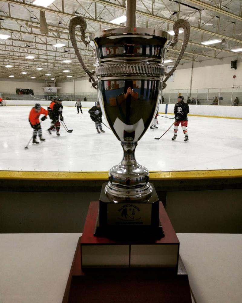 SNWL Championship Trophy
