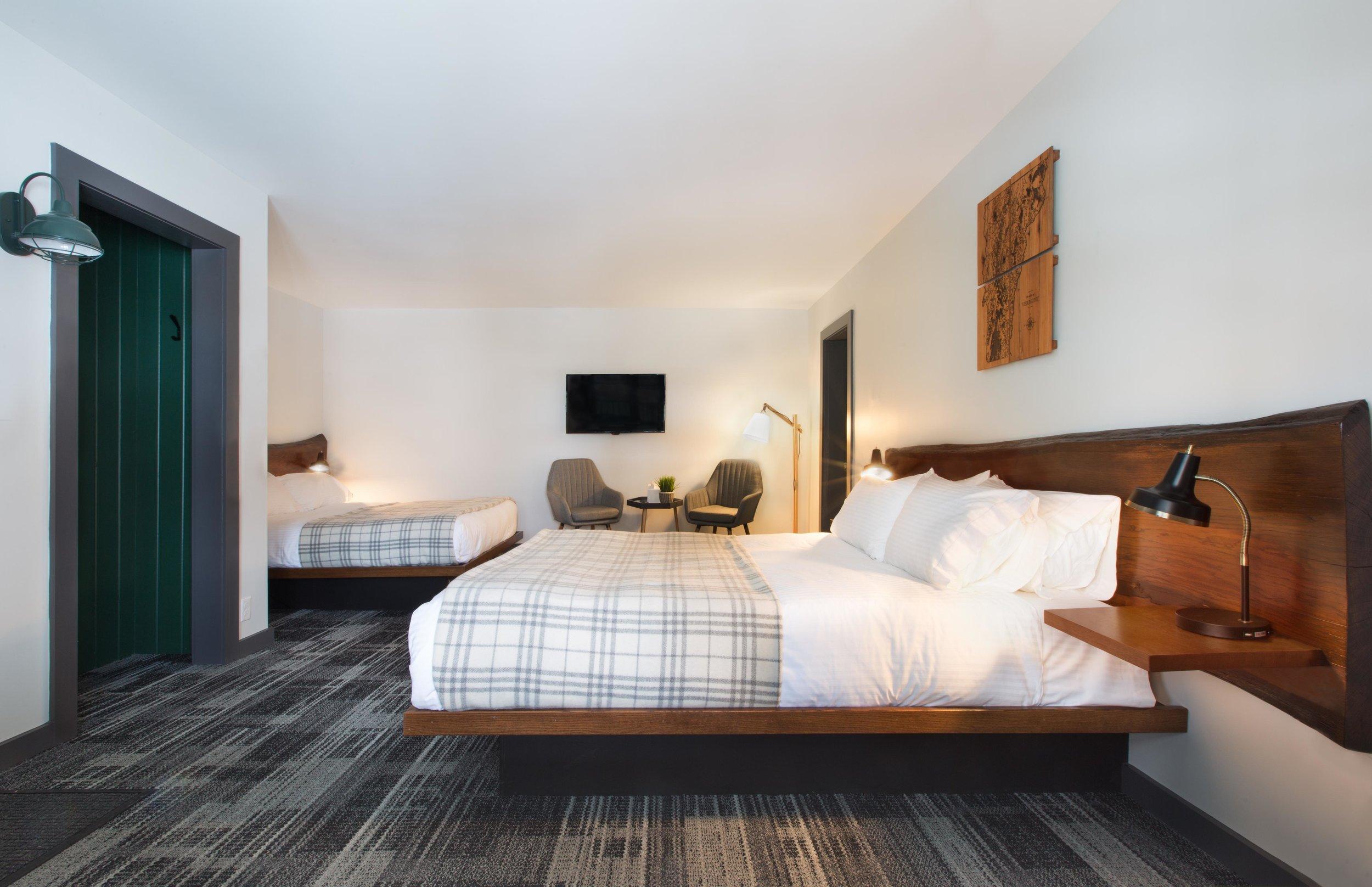 Double Queen Room -
