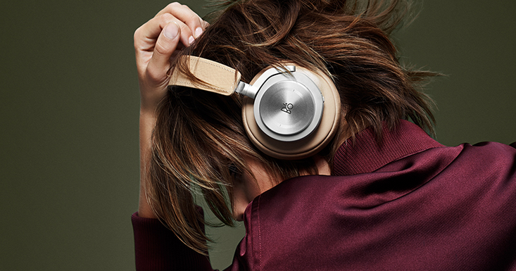 B&O Play headphones