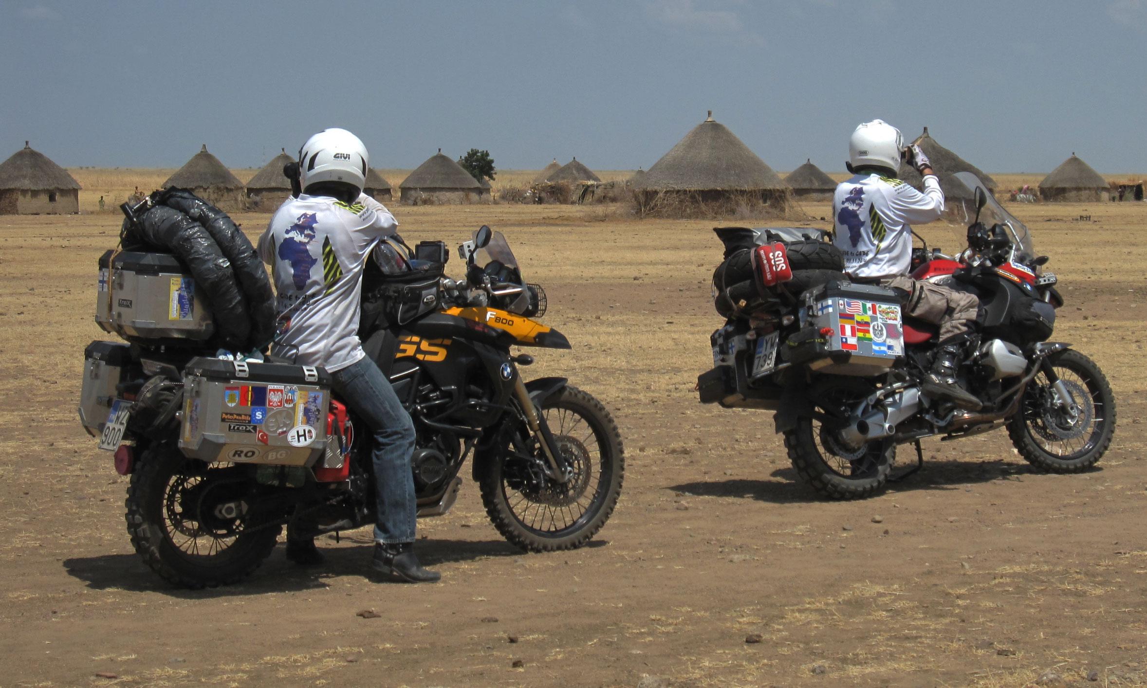 TRANS AFRICA -