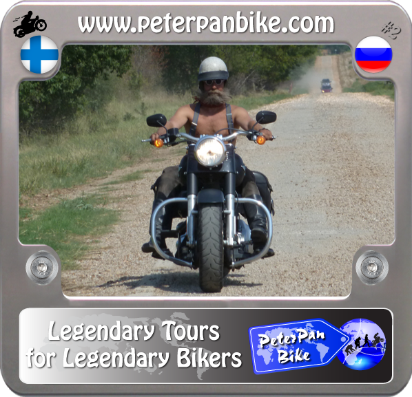 PeterPanBike Legendary Bikers #2