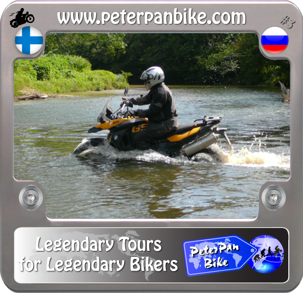 PeterPanBike Legendary Bikers #3