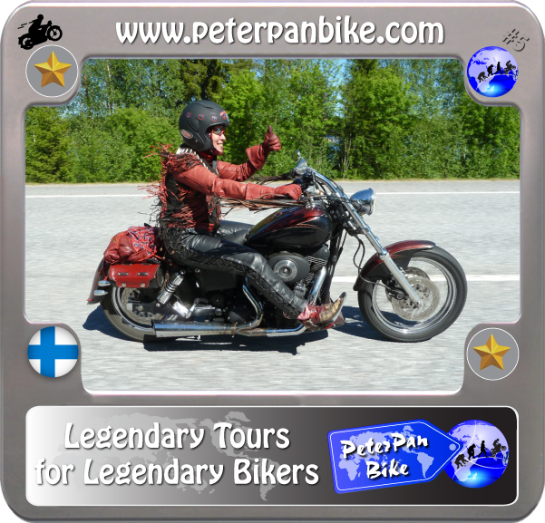 PeterPanBike Legendary Bikers #5