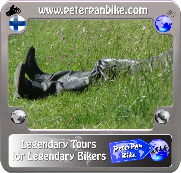 PeterPanBike Legendary Bikers #6