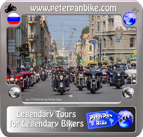 PeterPanBike Legendary Bikers #7