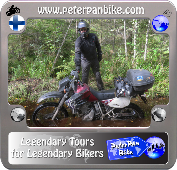 PeterPanBike Legendary Bikers #8
