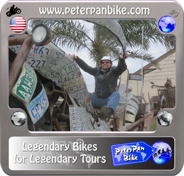 PeterPanBike Legendary Bikers #9