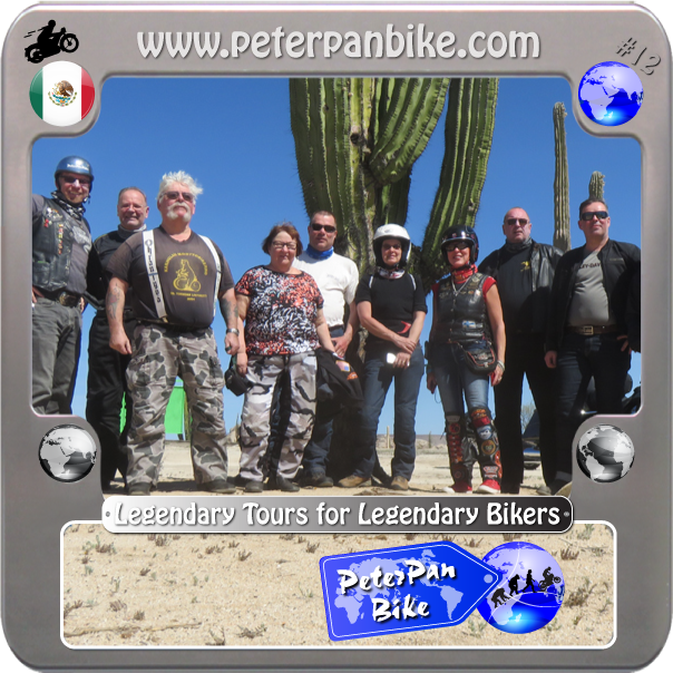 PeterPanBike Legendary Bikers #12