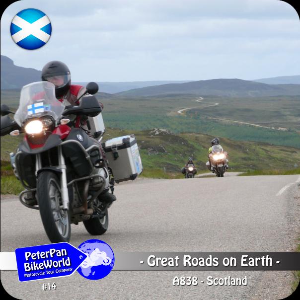 #ridescotland #scotland #bmw1200gs #r1200gs
