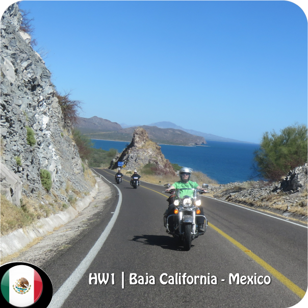 Highway1 - Baja California - Mexico