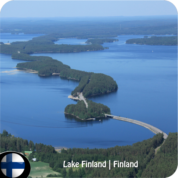 Lake Finland motorcycle tour!
