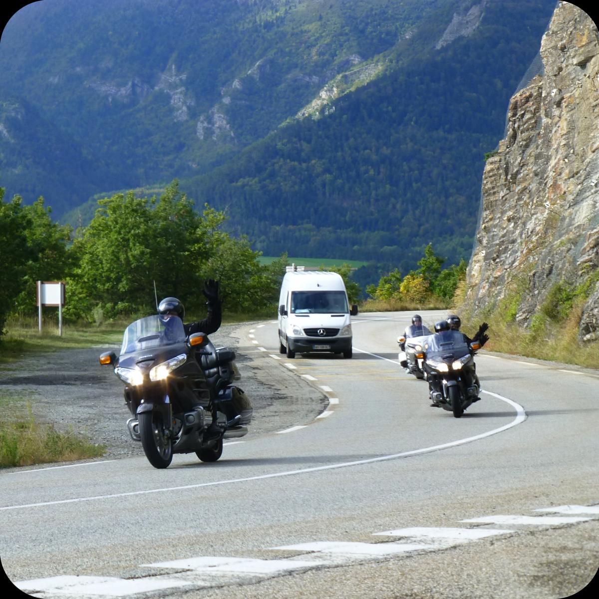 Ruta Napoleon - France