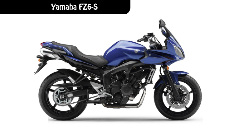 Yamaha FZ6-S