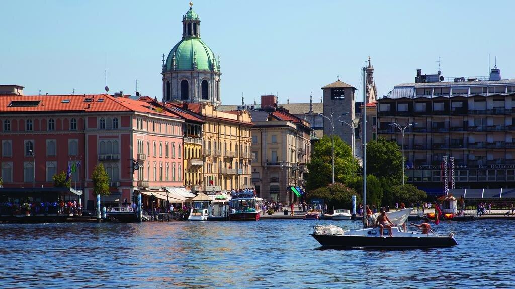 Town of Como