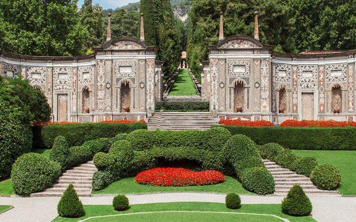 Town of Cernobbio - Villa D'Este