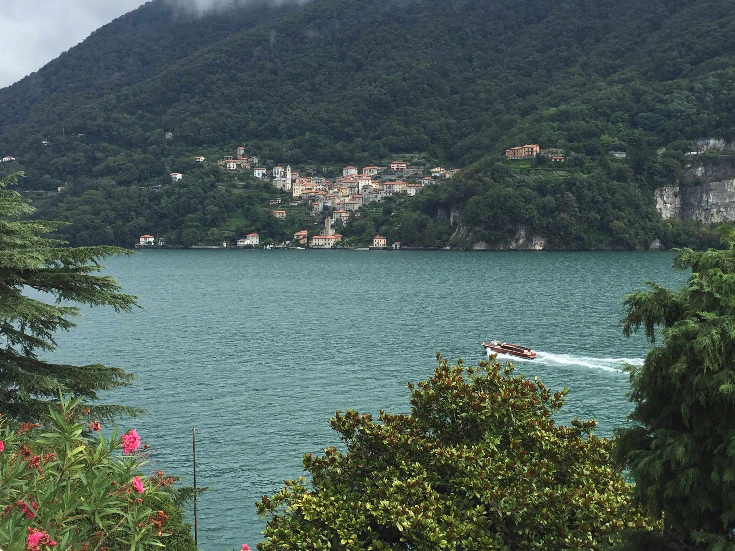 View from the Lake View Suite - Villa Vittoria