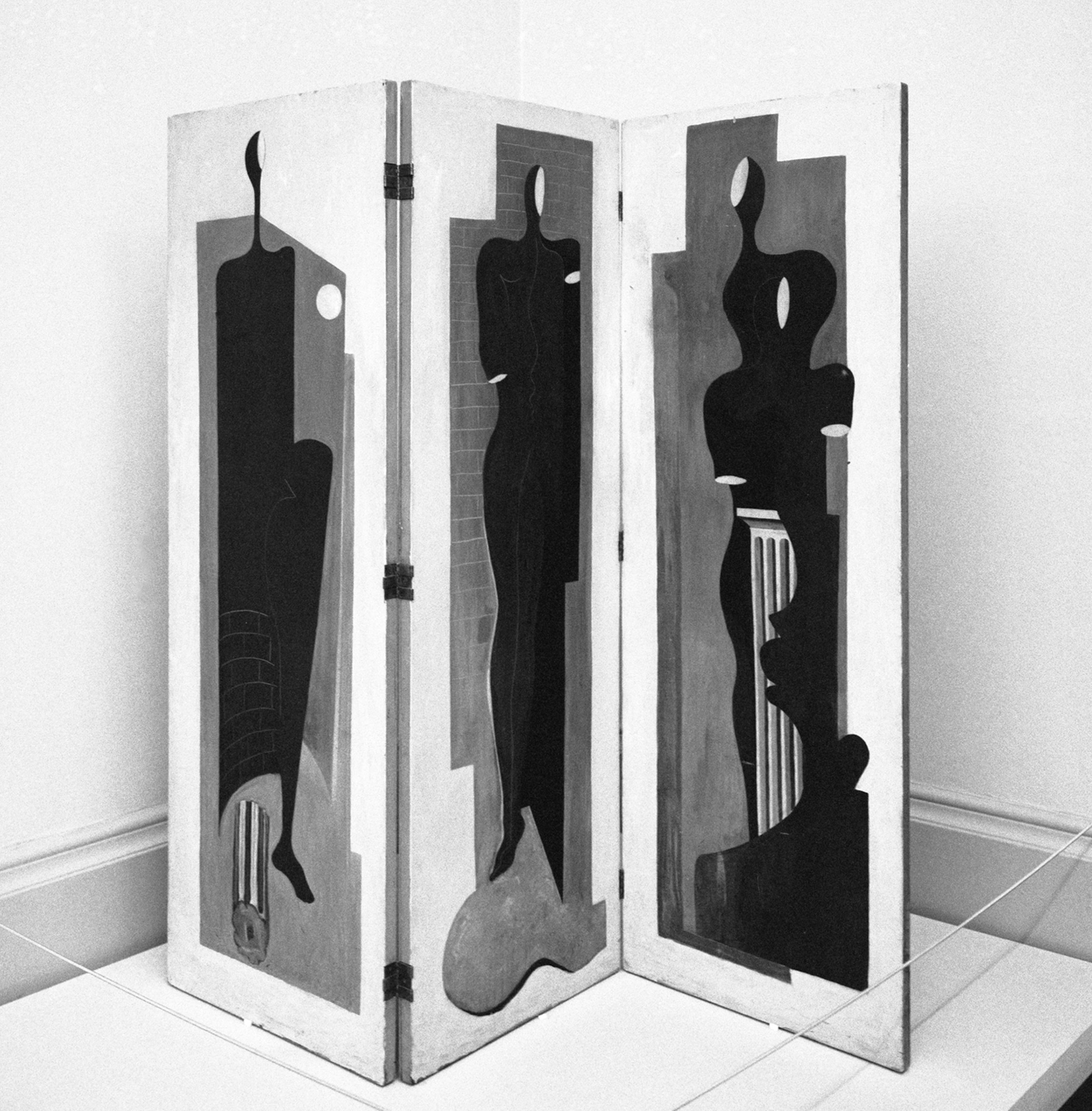 Painted Screen (Francis Bacon) - 2016.jpg