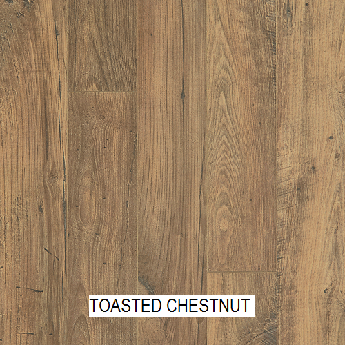 P2 Kingsford Chestnut Available In 7, Toasted Chestnut Laminate Flooring