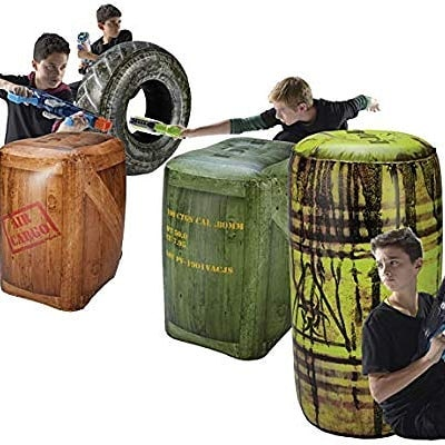 PRIME DAY! BUNKR Battle Royale is now at 22.28$ act quickly  https://www.amazon.com/BUNKR-Inflatable-Battlezone-Battle-Royale/dp/B07F7QTLL9