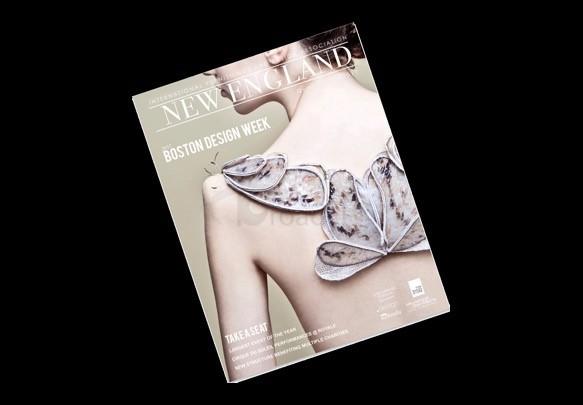 Client: IFDA New England Quarterly Magazine    Copywriter    Graphic Design    Distribution