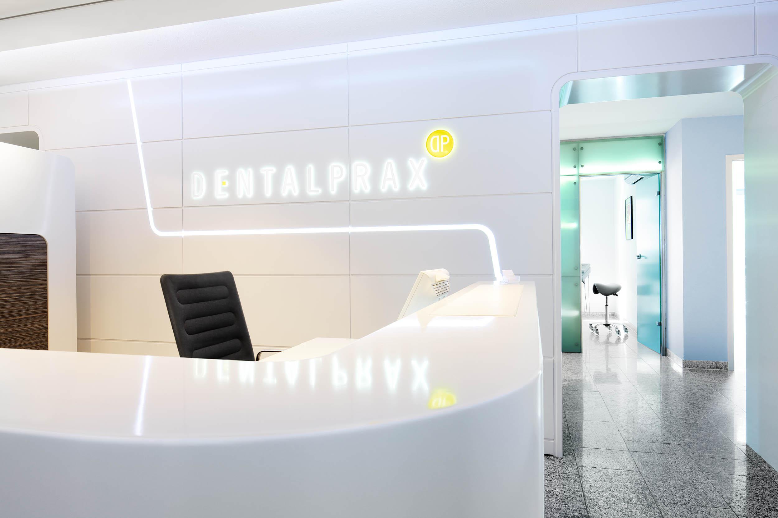 Zahnarztpraxis bei Stuttgart
