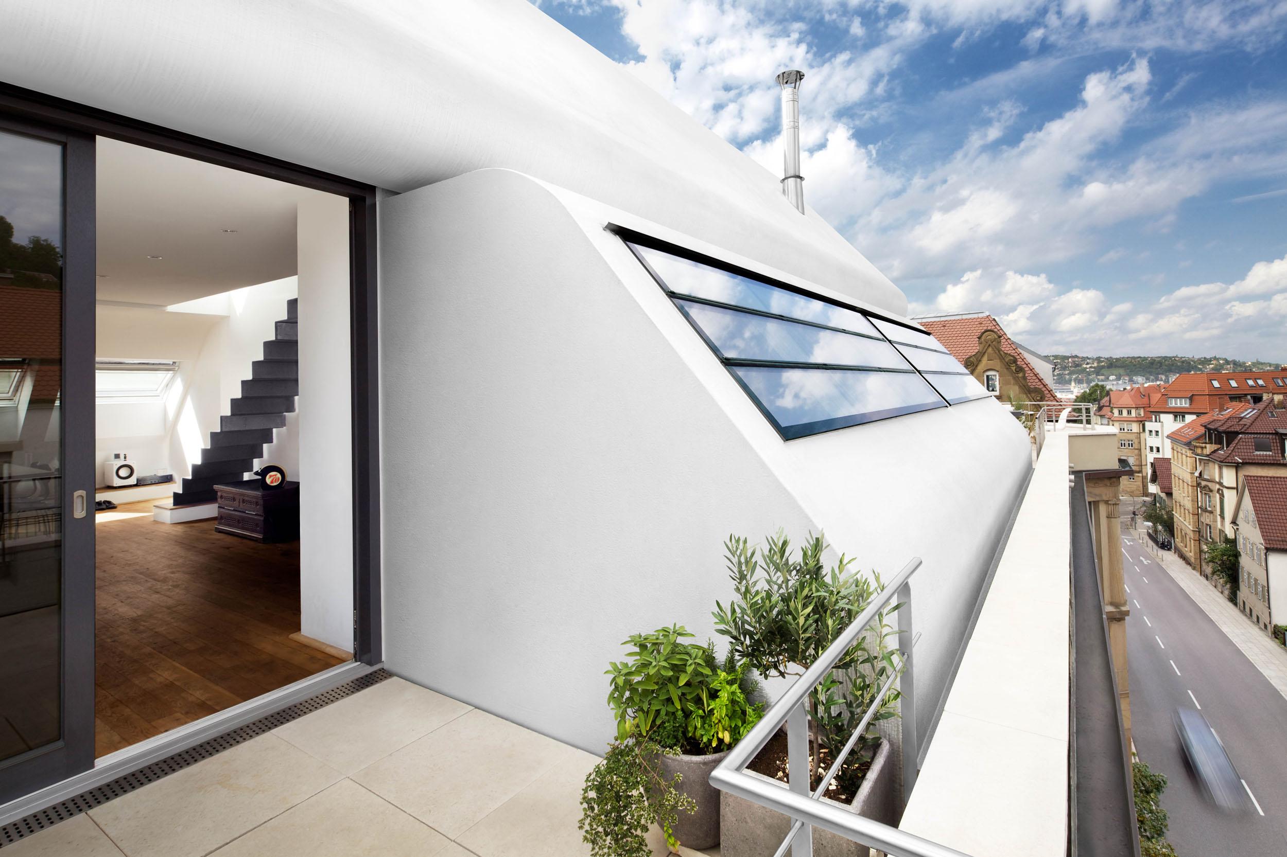 Appartement in Stuttgart