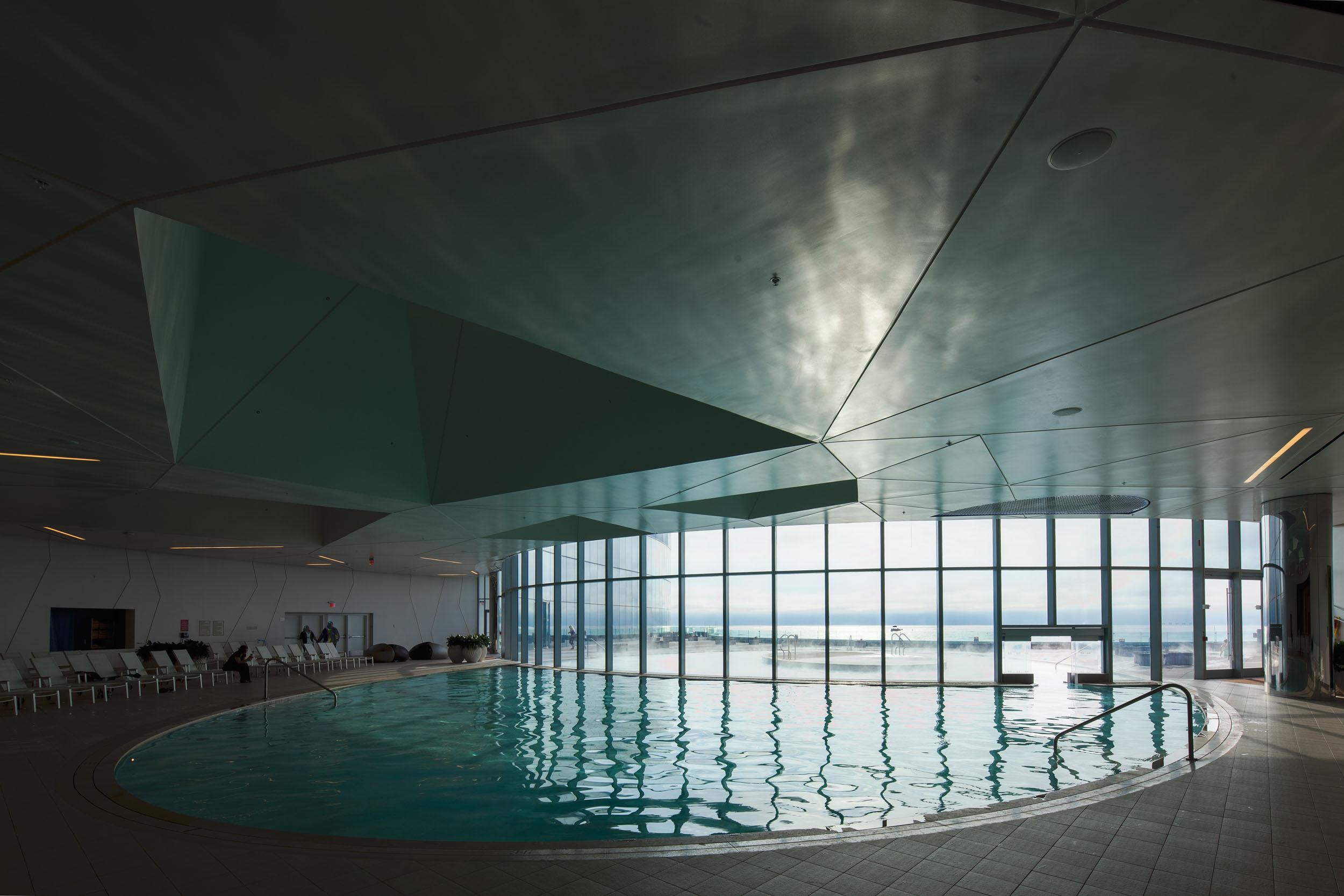 'Revel Resort' Casino, Pool