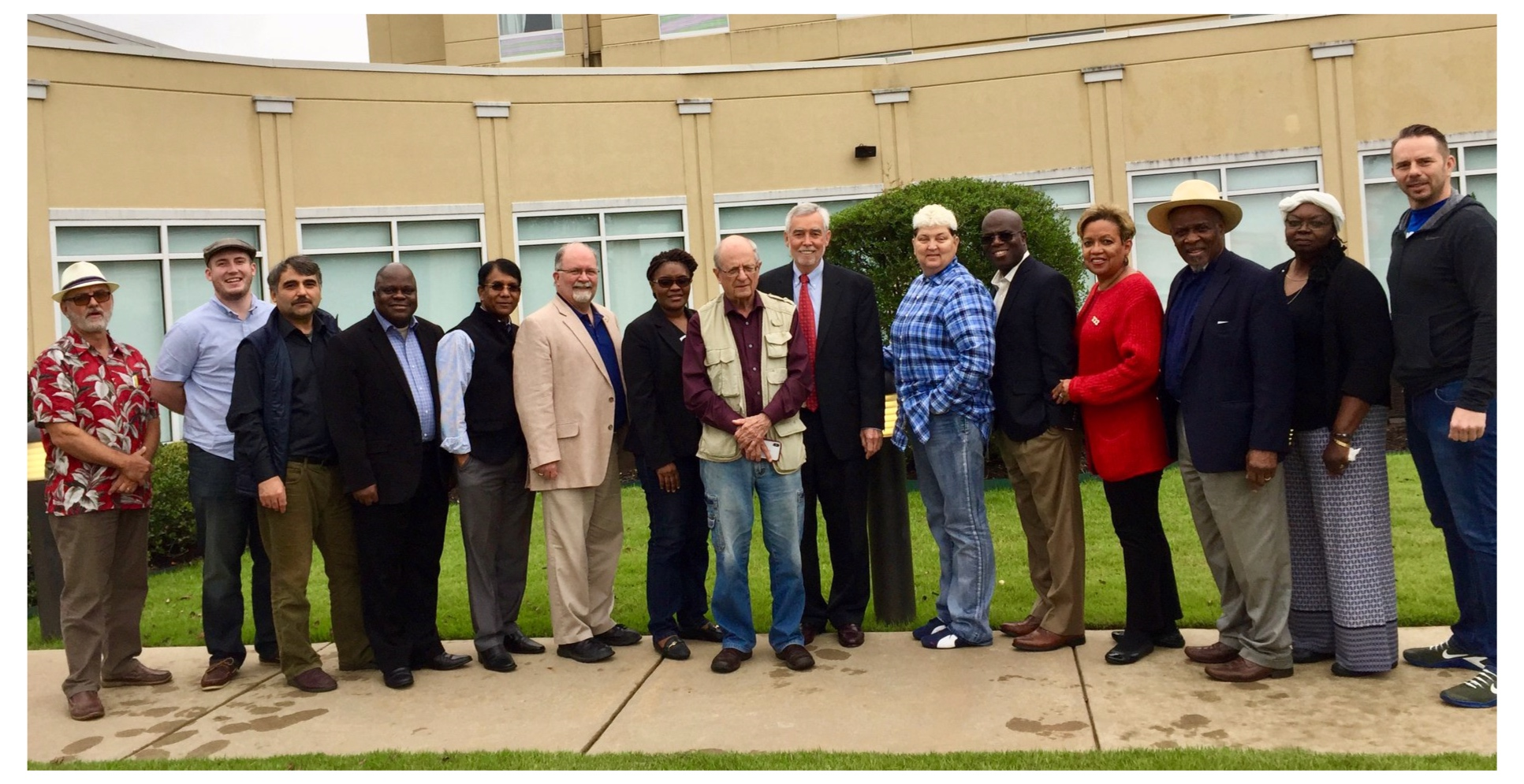 The first cohort of The Graduate Institute of the College of Pastoral Supervision and Psychotherapy met in Little Rock, AR - September 2018