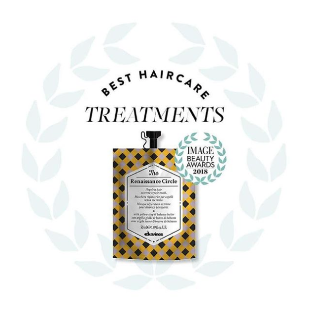 Winner of Best Treatment  - Image Beauty Awards 2018