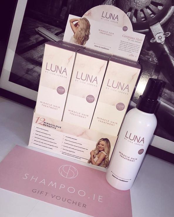 Miracle Hair Treatment - €16 on shampoo.ie