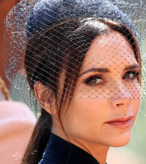 Victoria Beckham - Victoria looked sophisticated and sleek as always with a low ponytail.