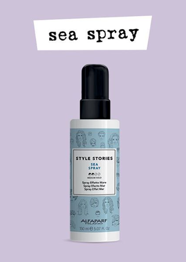 Style Stories Sea Spray - Beachy waves with minimal effort? YES. PLEASE. Need we say anymore?