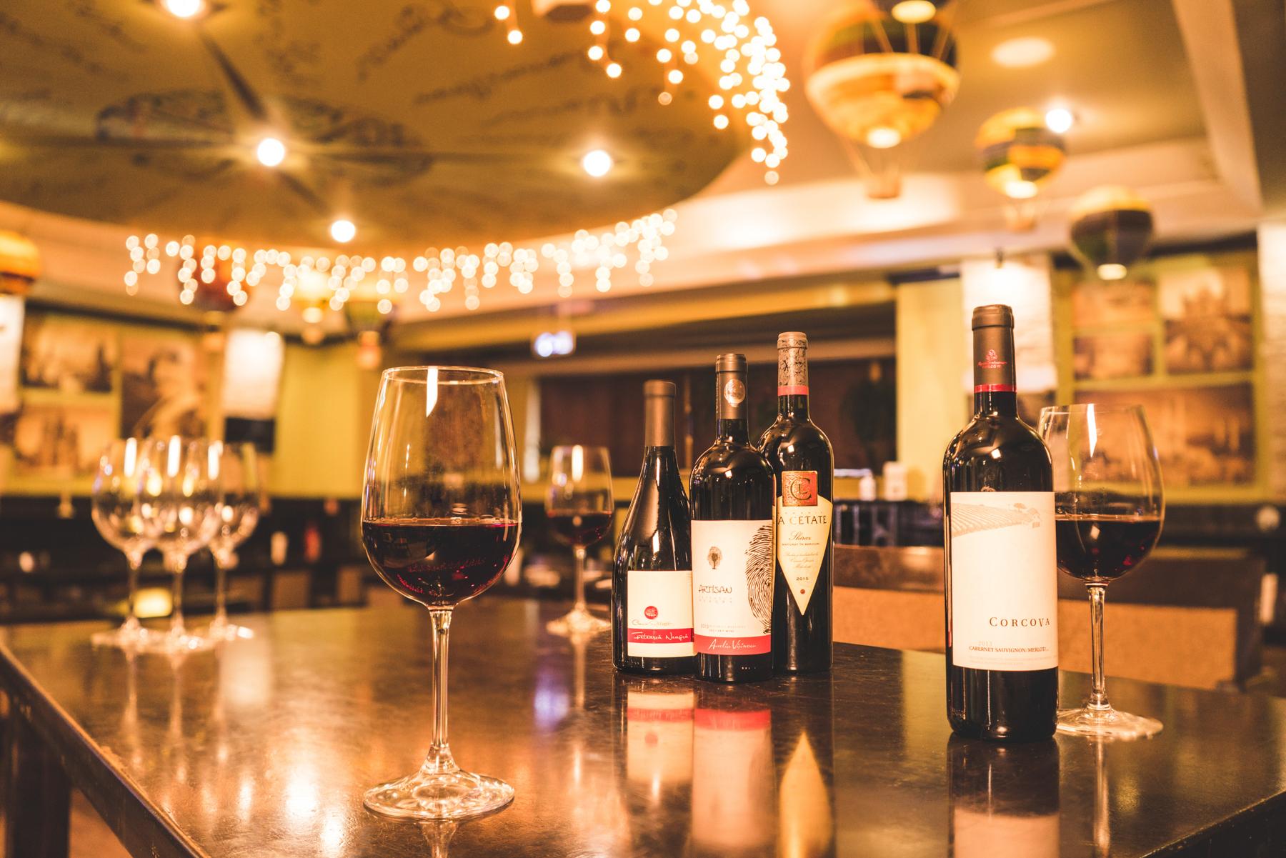 Vin Roșu UpAbove