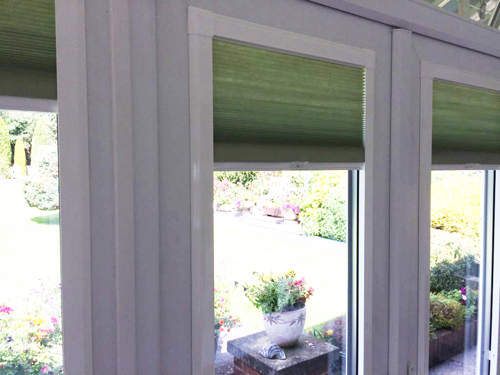 bespoke blinds handmade in Nottinghamshire