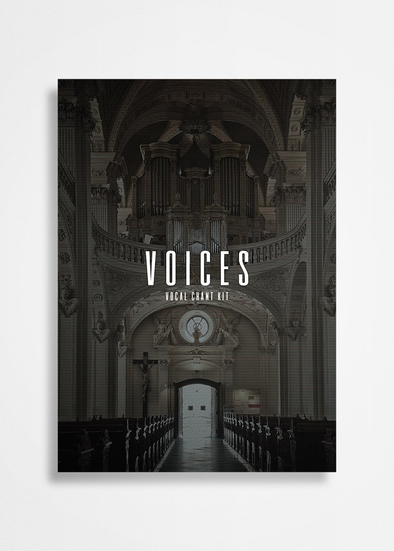 Free Download - VOICES - (VOX KIT)