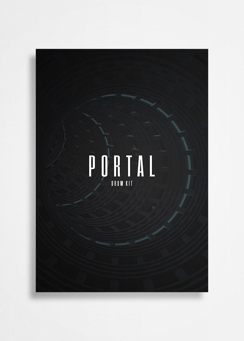 Free Download - PORTAL - (DRUM KIT)