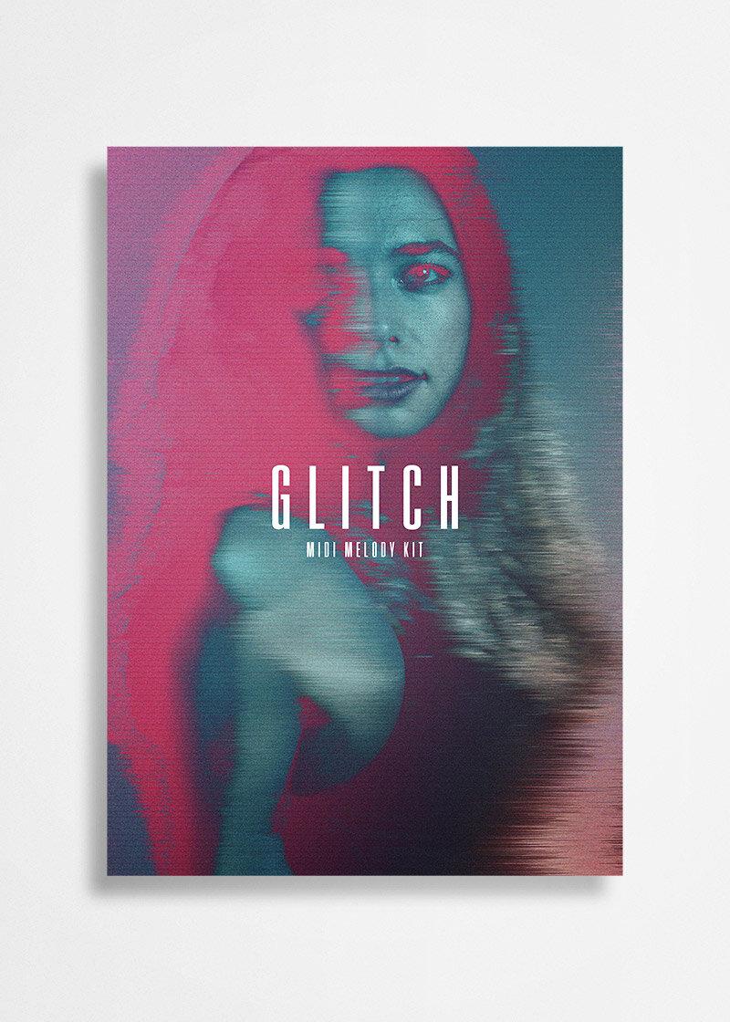 Free Download - GLITCH - (MIDI MELODY KIT)