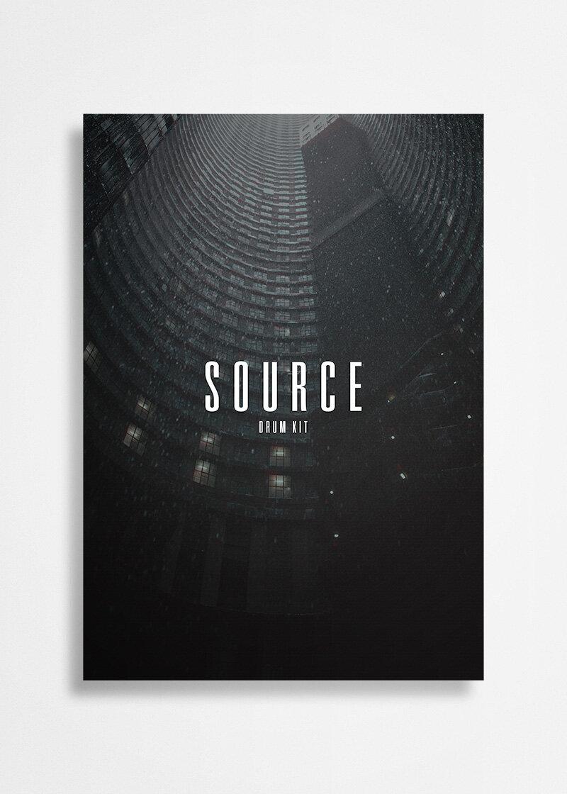 Free Download - SOURCE - (DRUM KIT)