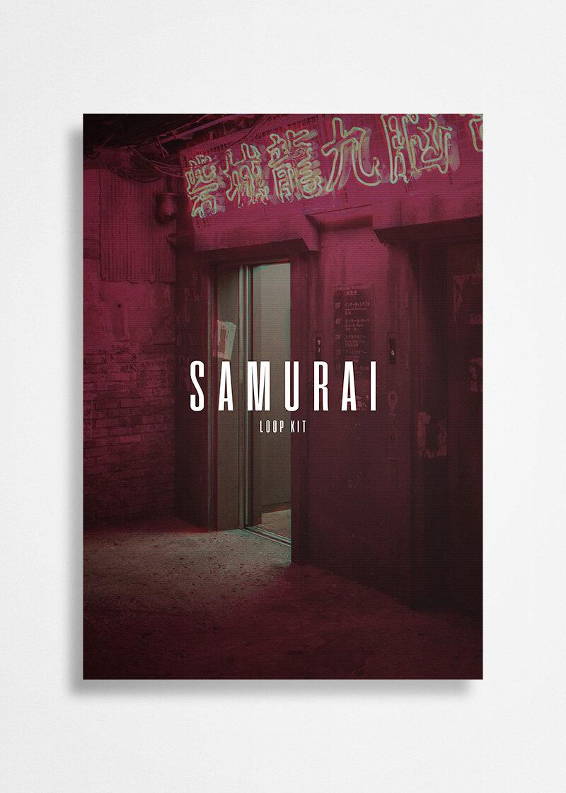Free Download - SAMURAI - (LOOP KIT)