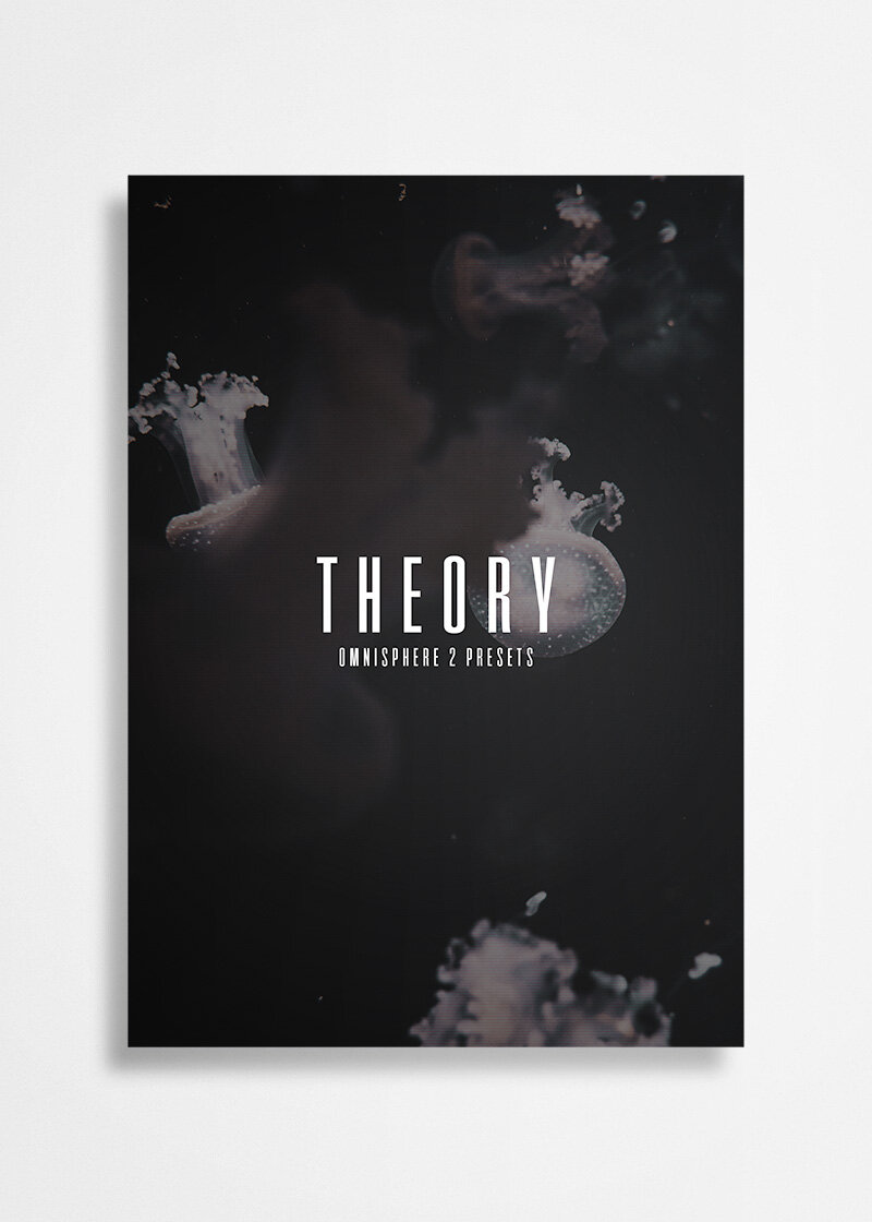 Free Download - THEORY - (OMNISPHERE 2 PRESETS)