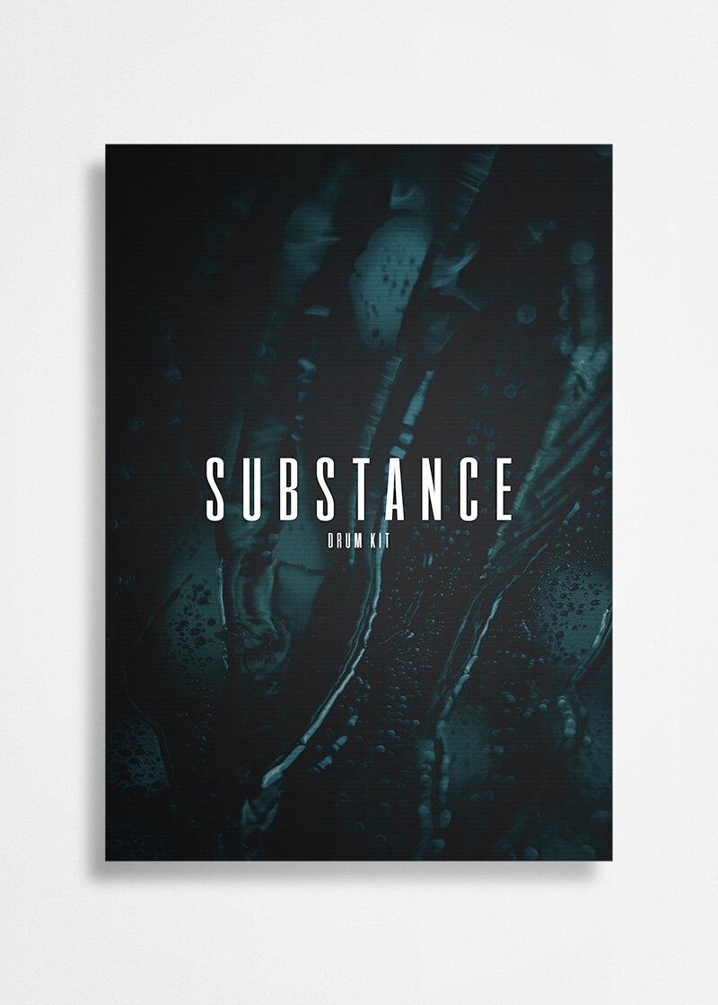 Free Download! - SUBSTANCE - (DRUM KIT)