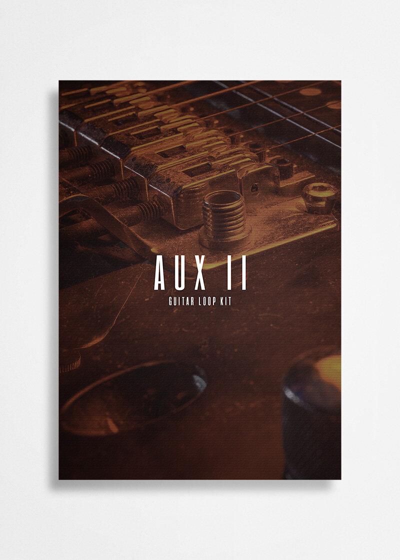 Free Download! - AUX II - (GUITAR LOOP KIT)