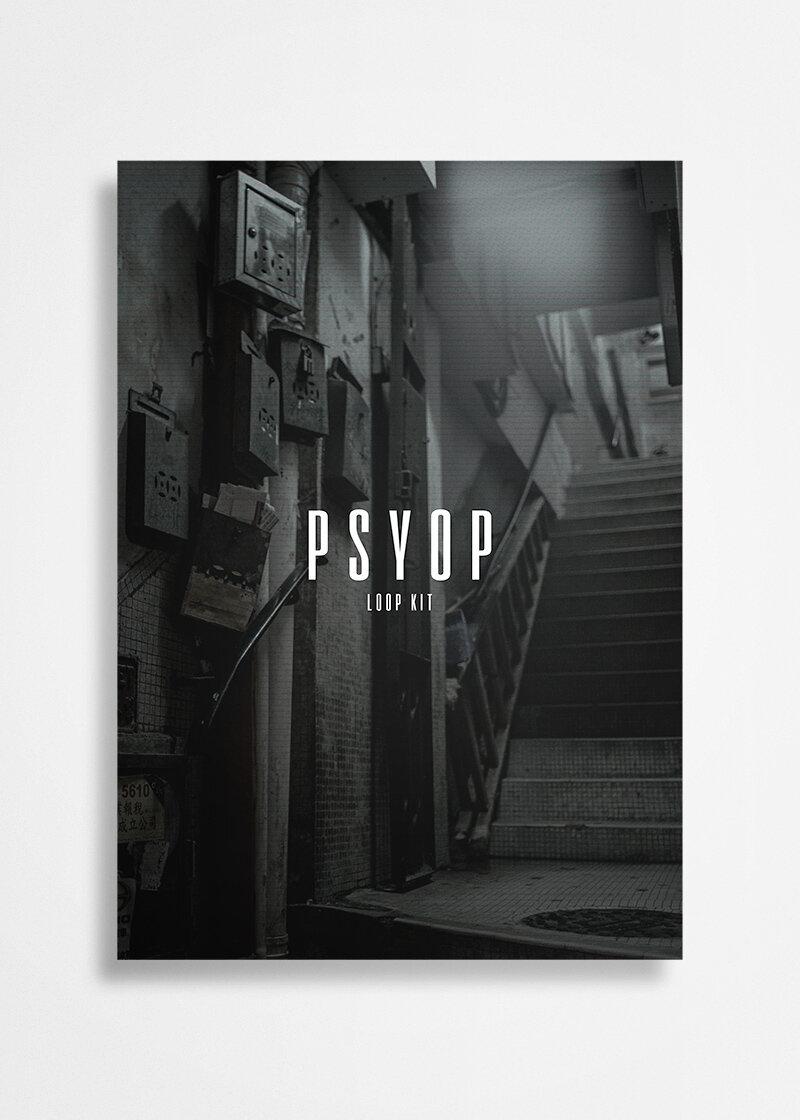 Free Download! - PSYOP - (LOOP KIT)