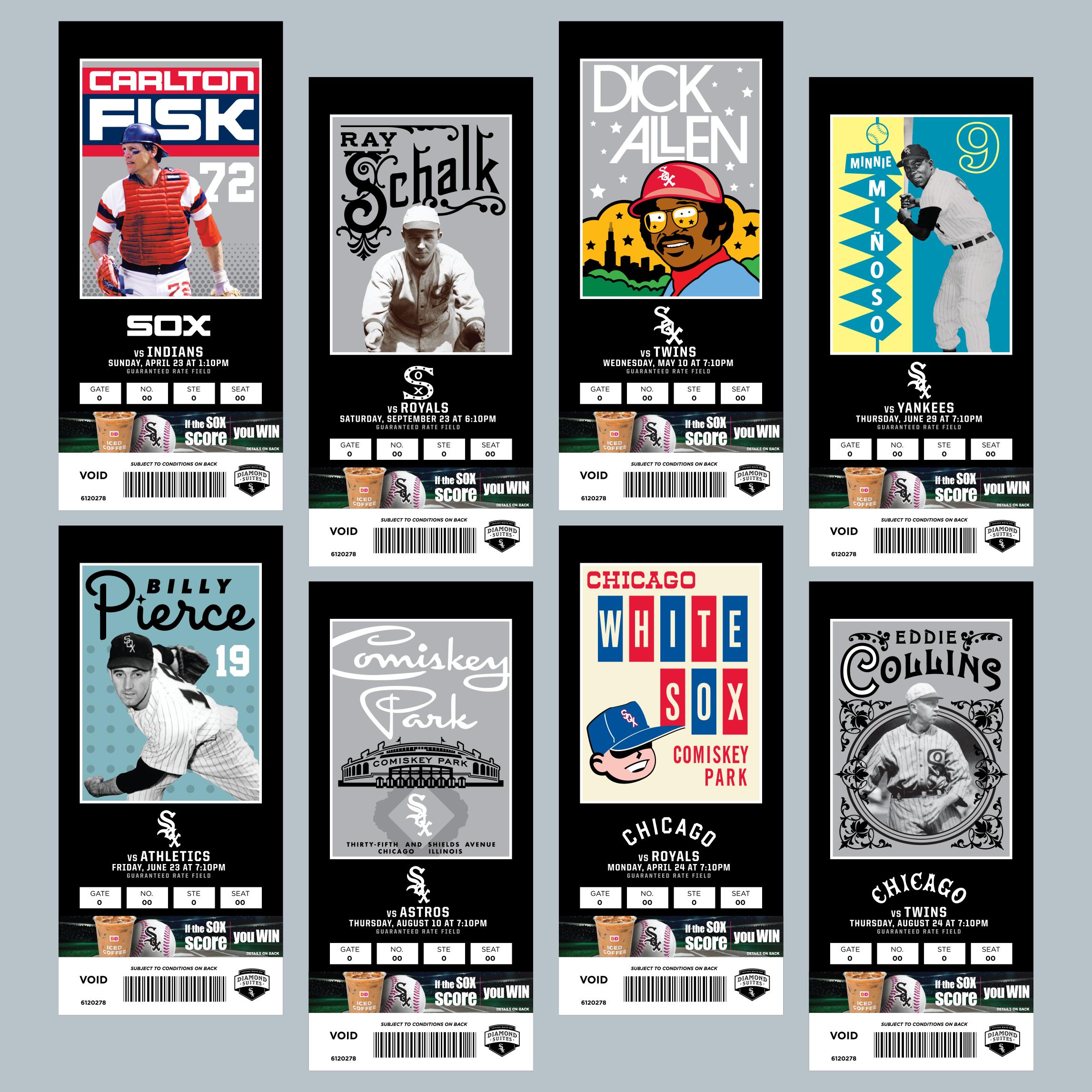 White Sox Premium Season Tickets -