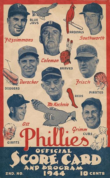 1944_PHILLIES_PROGRAM