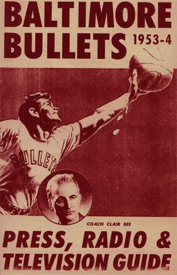 1953-4 BULLETS