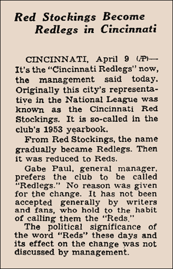 1953-REDLEGS-NAME